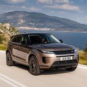 Range Rover Evoque, un modèle de prévenance