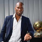 Didier Drogba ambassadeur du Ballon d'Or sur l'Equipe