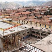 Au Pérou, un hôtel construit sur des ruines incas promis à la démolition