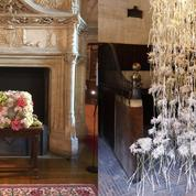 À Chaumont-sur-Loire, l'art floral en majesté