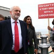 Brexit: Jeremy Corbyn pressé de sortir du bois par son parti