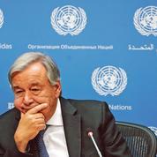 Sommet climatà l'ONU: l'heure d'Antonio Guterres