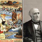 En 1879, Le Figaro participe à une excursion organisée par Thomas Cook à Paris