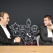 Xavier Niel et Matthieu Pigasse réfléchissent à «une fondation pour Le Monde »