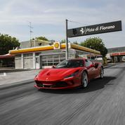 Ferrari F8 Tributo, encore plus près de la piste