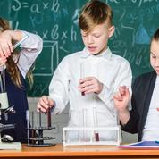 Les performances des élèves en sciences au collège en baisse