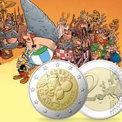 Pour ses soixante ans, Astérix passe à deux euros
