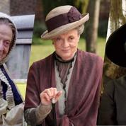 Maggie Smith, la comtesse de Downton Abbey aux mille visages