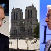 Arnault et Pinault confirment leurs dons pour la restauration de Notre-Dame