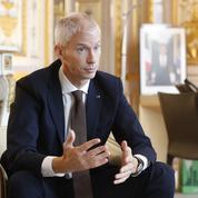 Franck Riester: «France Médias rassemblera les entités de l'audiovisuel public»
