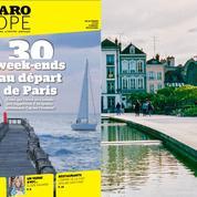 30 week-ends au départ de Paris: un balcon vers l'évasion