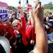 États-Unis: Elizabeth Warren rattrape Joe Biden dans la primaire démocrate