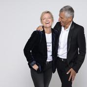 Anne-Élisabeth Lemoine et Nagui s'engagent pour le climat sur France 2