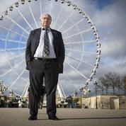 Marcel Campion estime être propriétaire d'une partie de la place de la Concorde