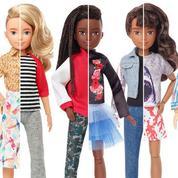 Mattel lance une poupée Barbie ni fille ni garçon