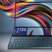 Asus Zenbook Pro Duo, un double écran pour une créativité libérée