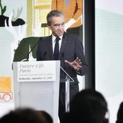 LVMH: Bernard Arnault vise les sommets de l'excellence environnementale