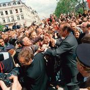 Embarquée dans les pas de Jacques Chirac: notre grand reporter raconte