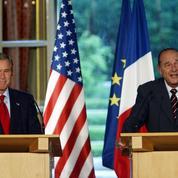 Chirac, le président qui a dit non à l'Amérique