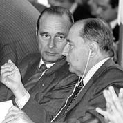 Mitterrand-Chirac: la persévérance en partage