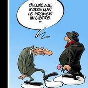 Jacques Chirac: les dessinateurs lui rendent de tendres hommages