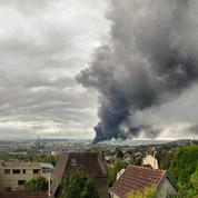Dans l'immédiat, pas de récolte pour les agriculteurs touchés par l'incendie de Rouen
