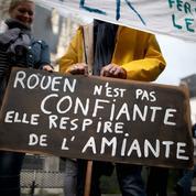 Incendie à Rouen: le spectre de Tchernobyl alimente la défiance de la population