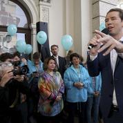 Kurz en route pour reconquérir le pouvoir en Autriche