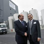 Isigny investit grâce à son actionnaire chinois