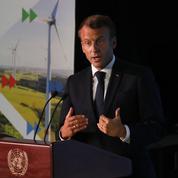 Climat: l'initiative de Macron prend corps