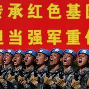 Missiles, drones, chasseurs furtifs: ces armes que la Chine a montrées pour ses 70 ans