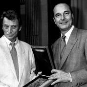 Laeticia Hallyday rend hommage à Jacques Chirac, celui qui a «tant inspiré» Johnny