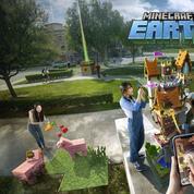 Le Figaro a essayé Minecraft Earth :que vaut le jeu de construction en réalité augmentée?