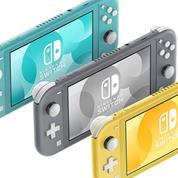 La console Switch Lite de Nintendo déjà touchée par un dysfonctionnement