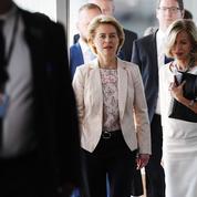 Von der Leyen écarte les commissaires proposés par la Roumanie et la Hongrie