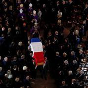 Le dernier adieu à Jacques Chirac