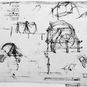 Léonard de Vinci: ses précieux carnets réédités chez Gallimard
