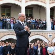 «Passable» en anglais, «absences fréquentes»: le bulletin de Jacques Chirac au lycée Louis Le Grand