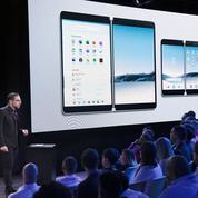Microsoft efface les frontières entre PC, tablettes et smartphones