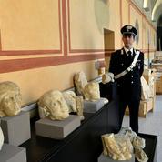 Les limiers italiens à l'avant-garde de la traque des œuvres volées
