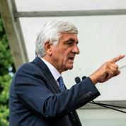 Hervé Morin souhaite qu'Emmanuel Macron vienne à Rouen
