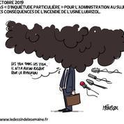 Le dessin d'Olivier Ménégol: «Je vais bien, tout va bien»