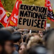 Grève des enseignants: «Combien de Christine Renon pour que l'on nous écoute enfin?»