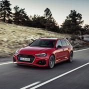 Audi RS4 Avant, le retour d'une icône