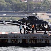 Uber casse les prix des vols en hélico de Manhattan vers Kennedy Airport