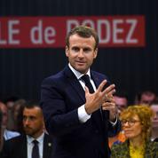 Réserves de retraite: la précision de Macron