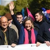 Les opposants à la «PMA sans père» manifestent à Paris