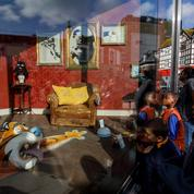 Banksy ouvre une mystérieuse boutique où l'on ne peut rien acheter