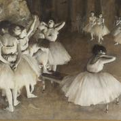 Degas à Orsay: tutus blancs et habits noirs