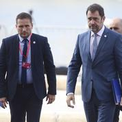 Guillaume Tabard: «L'autorité ébranlée du ministre de l'Intérieur»